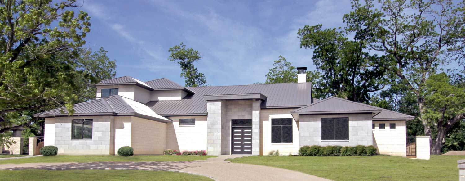 parade of home exterior